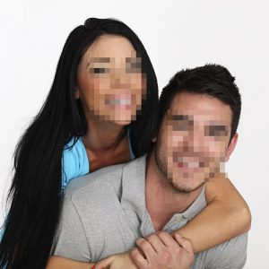 LylyLeo rencontre couple libertin debutant cherche homme femme trio